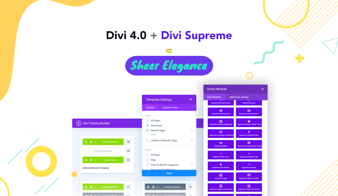 Divi 4.0 – How to Enhance The Latest Release With Divi Supreme